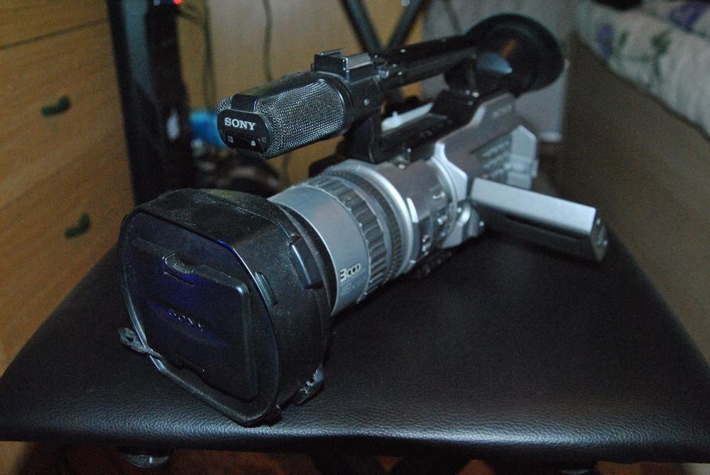 Camera video Sony vx 2100
