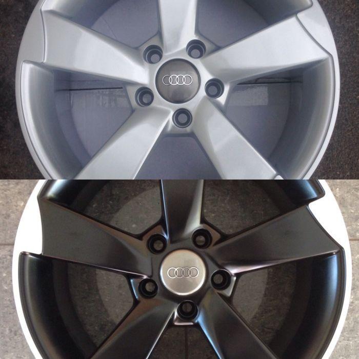 Джанти за Ауди А3 А4 А5 А6 А7 А8 С лайн 17 цола 18 Audi 19 S ротор РС