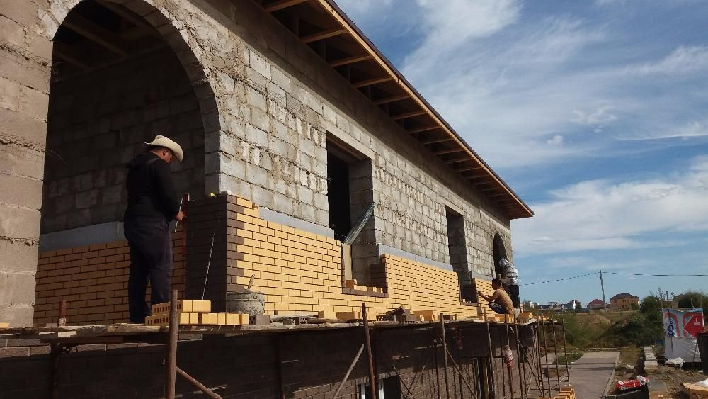 Пеноблоки (Газоблоки, ячеистый бетон)