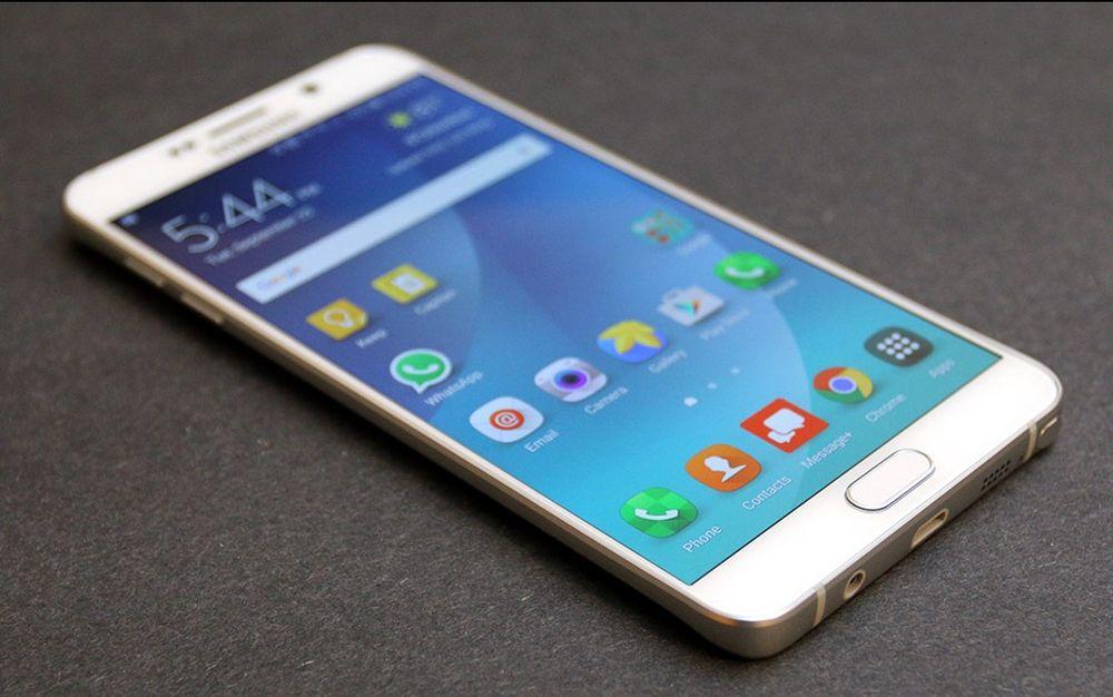 Samsung Note 5/Gold