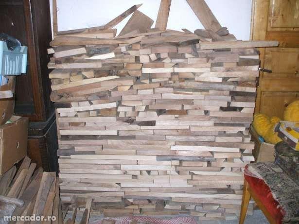 lemn de nuc si stejar pt. restauratori