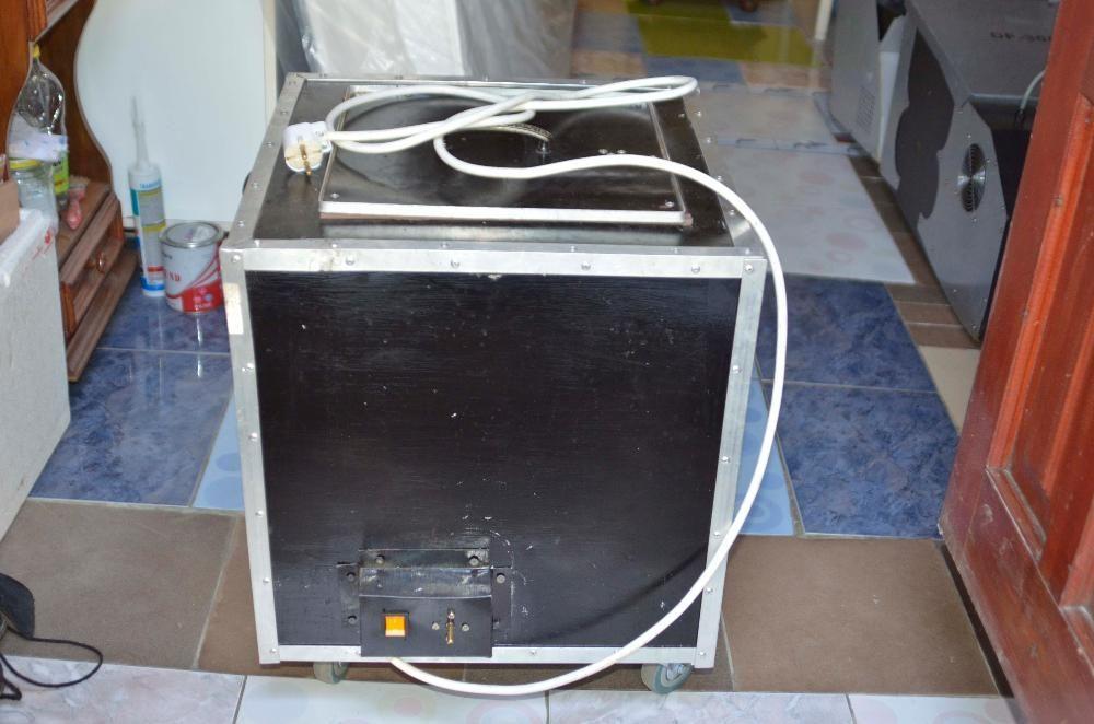 Masina de Fum Greu (gheata carbonica)