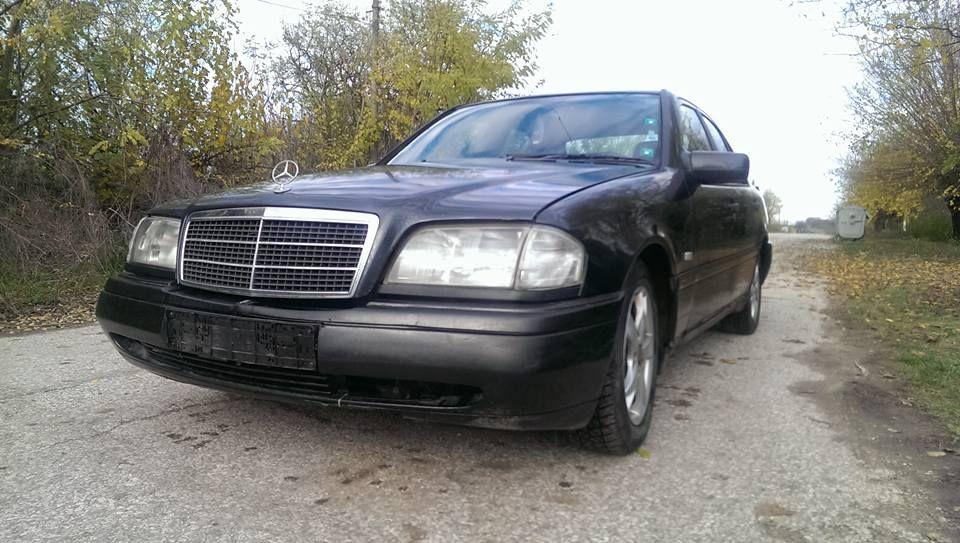 Mercedes W202 C200 Седан НА ЧАСТИ / Мерцедес В202