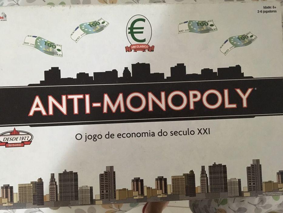 Jogo Anti-monopólio