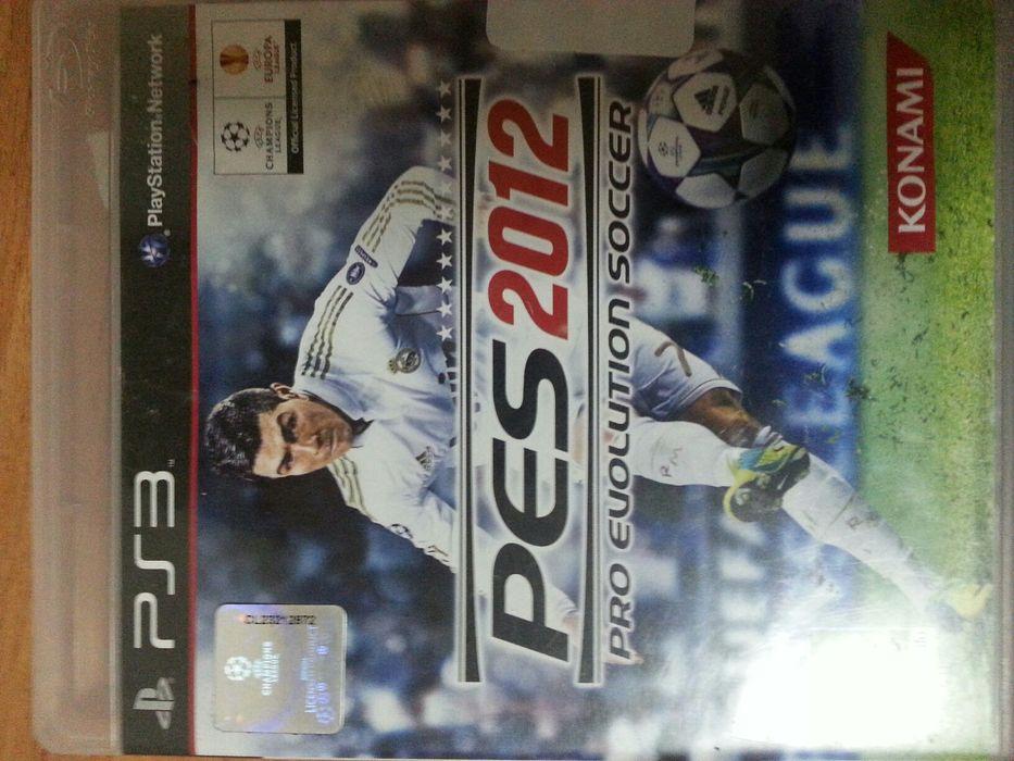 Pro Evolution Soccer 2012 (PES 2012) - Playstation 3