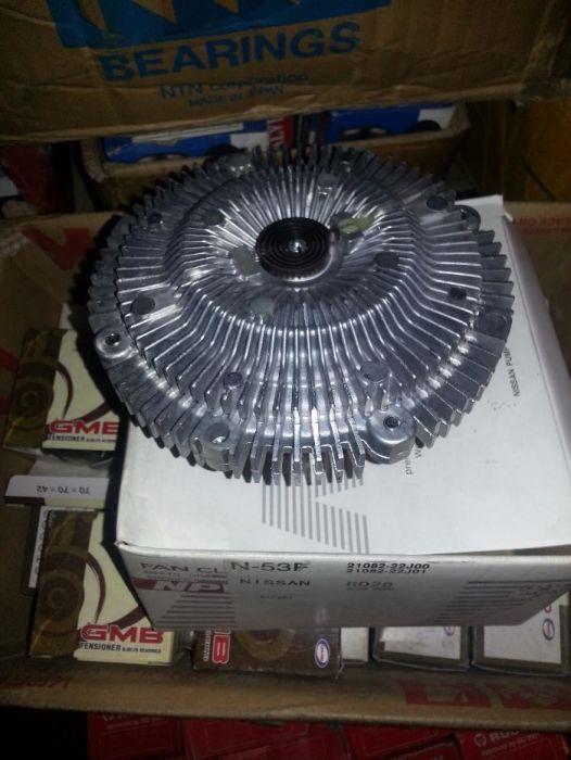 Гидромуфта на вентилятор Nissan Patrol 2.8