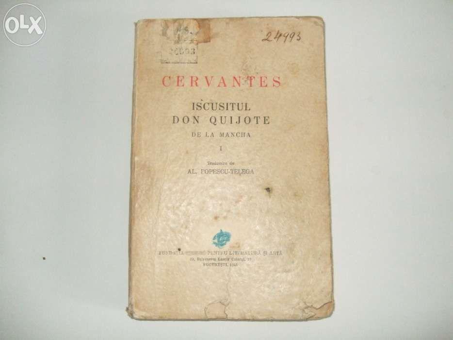 Don Quijote de la Mancha-Cervantes 1944