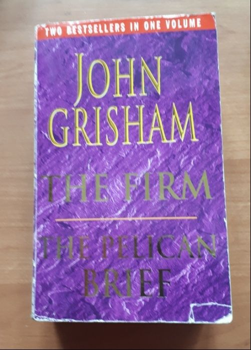 John Grisham The Firm Book