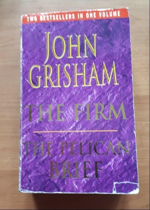 John Grisham The Firm Book