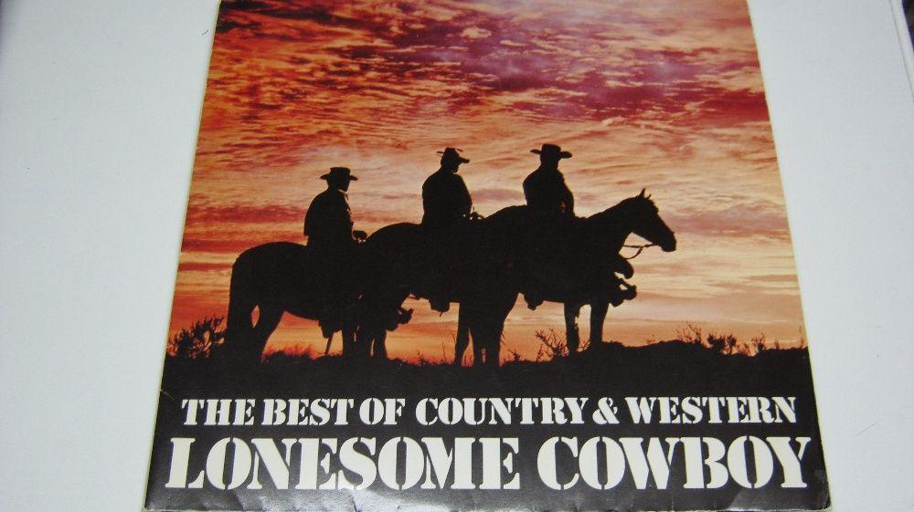 Disc vinil,dublu.Epopee muzica country&western.