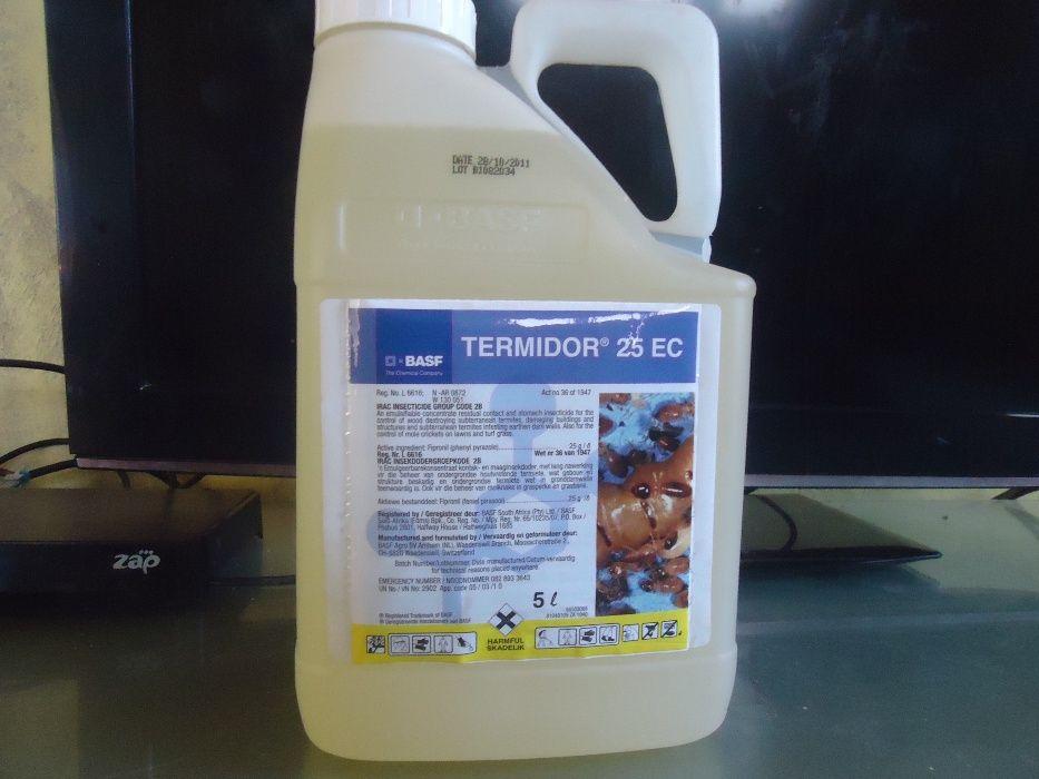 vendo termidor 25 para animais [gado] e manuntecao de casa de madeira