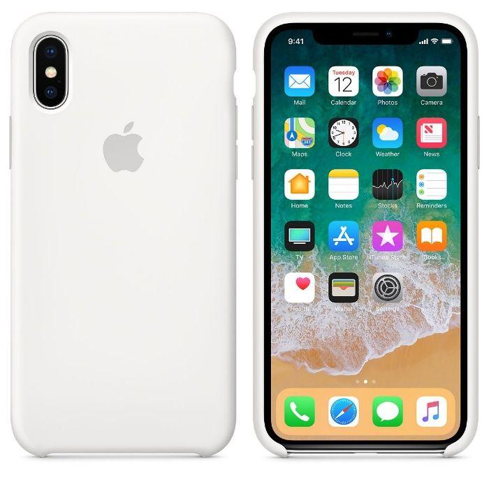 Husa Originala Apple iPhone XS Max, XR, XS