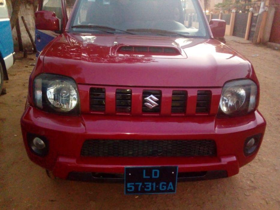 Suzuki Jimmy Automatico