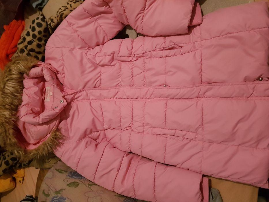 Дълго зимно яке