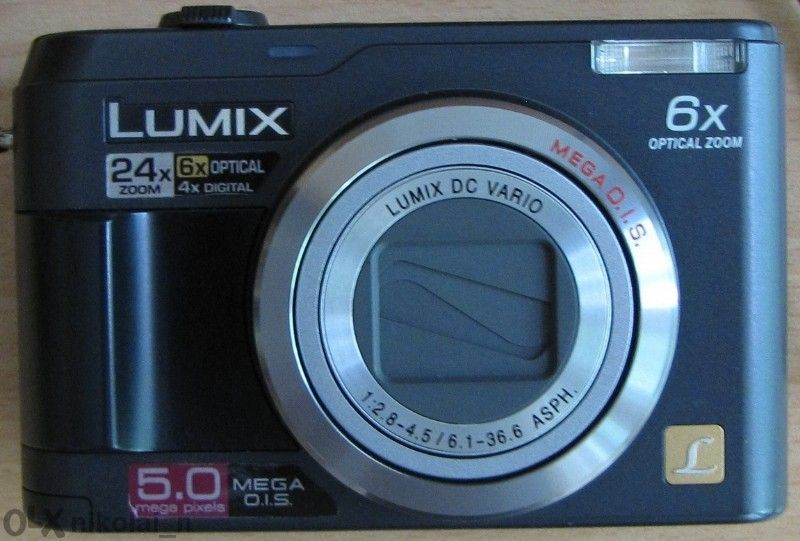Panasonic Lumix Dmc-lz2 - Като Нов