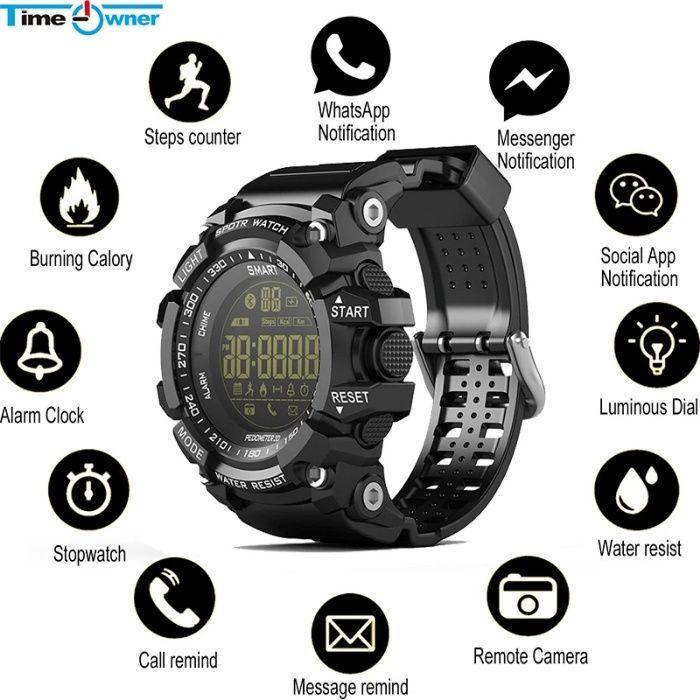 Smart Watch Alto-Maé - imagem 7