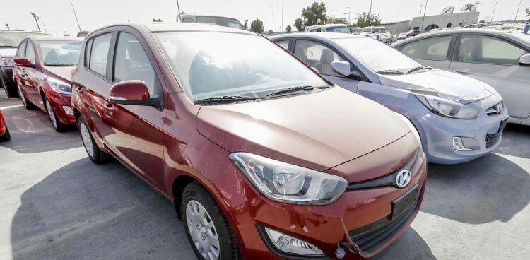 Hyundai I20 0km