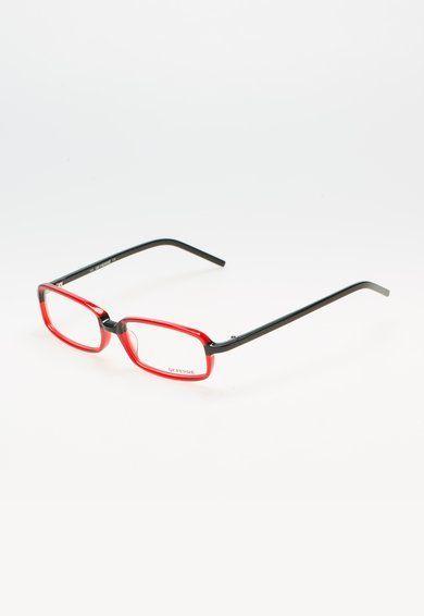 Rame ochelari unisex GF Ferre rosu cu negru FF05103