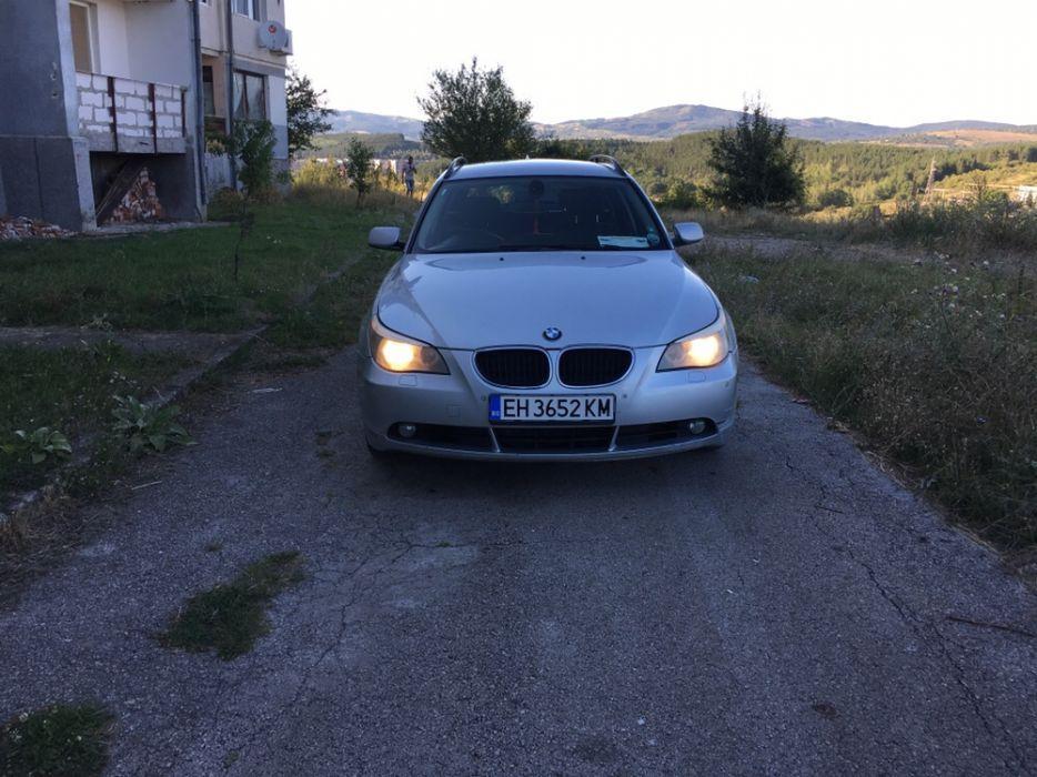 BMW e60 525d / БМВ е60 525д на части