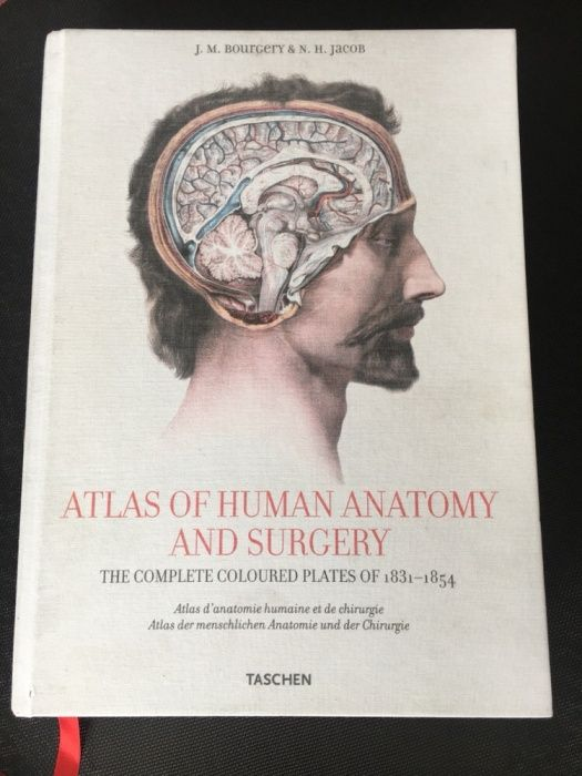 Atlas of Human Anatomy and Surgery / Medicina / Anatomie / Chirurgie