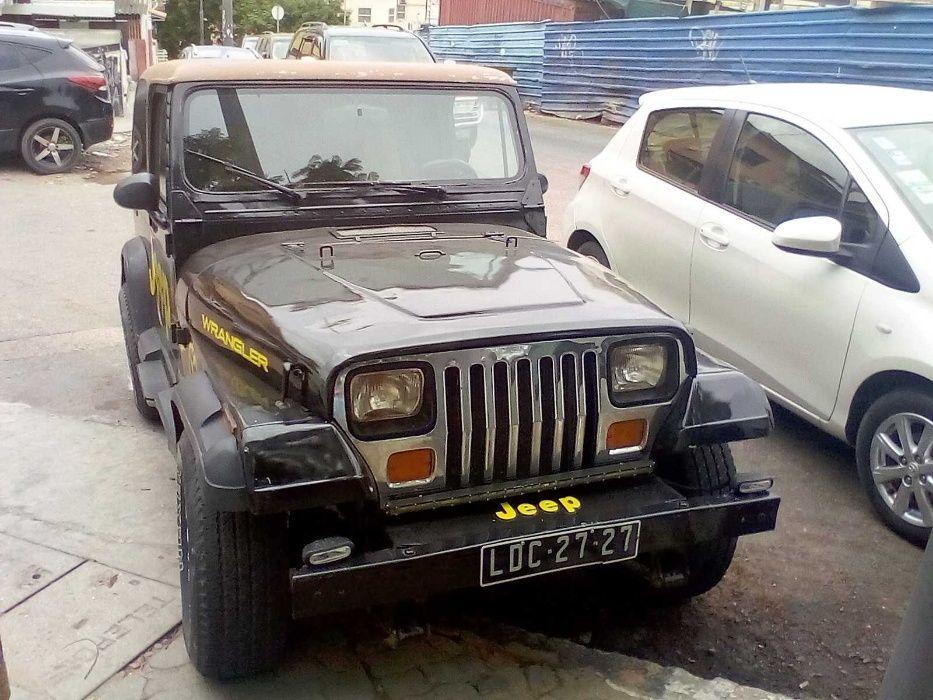 Jeep wrangler Lubango - imagem 1