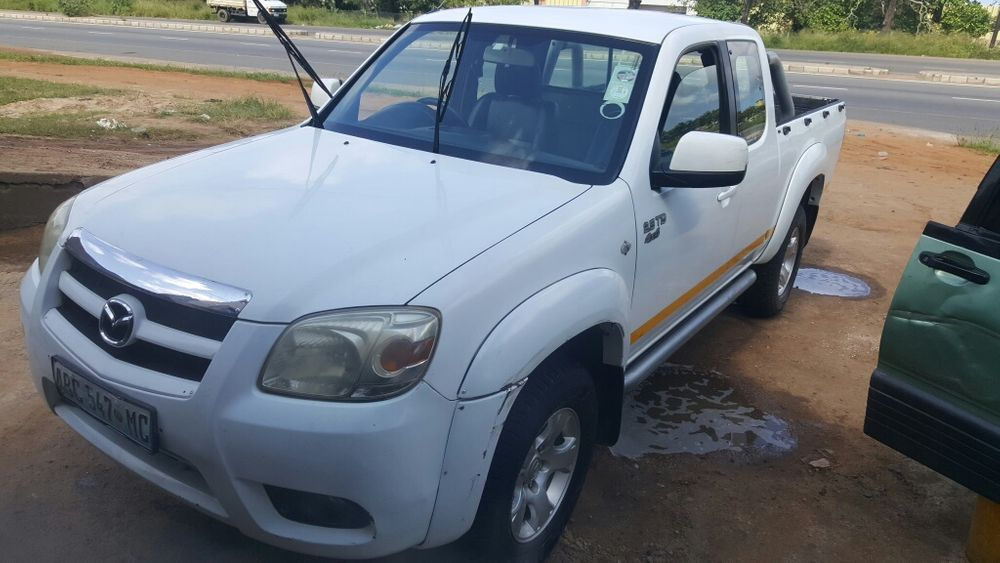 Mazda bt4x4 diesel manual