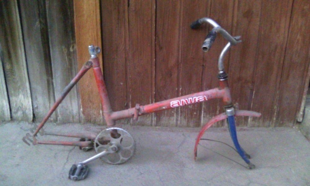 """Продам запчасти на велосипед аналог """"Кама"""""""