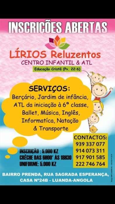 Centro Infantil Lírios Reluzentos-EDUCAÇÃO CRISTÃ
