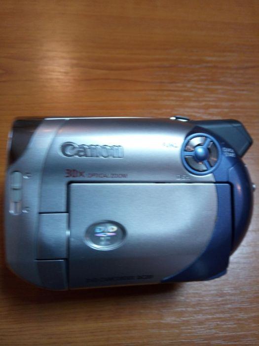 Videocamera DVD Canon DC 201