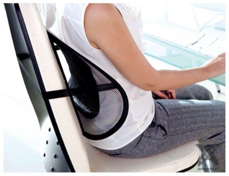 Корректор-поддержка для спины, массажёр для спины