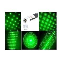 Laser verde club bar cu 1 sau 5 capete