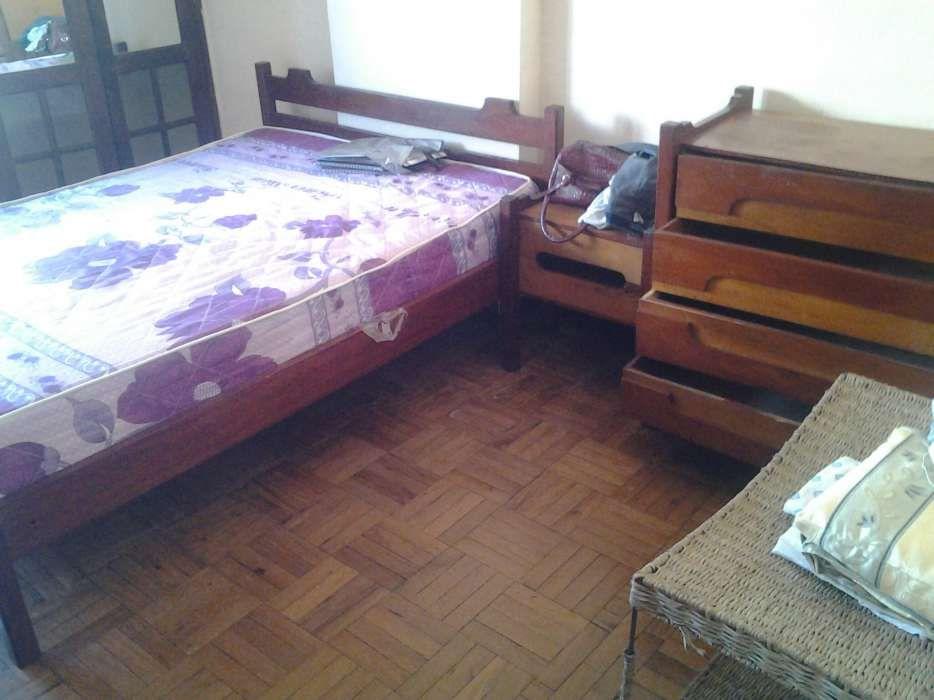 Arrenda se quarto mobilado dentro de um apartamento