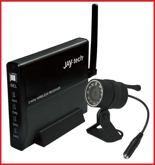 Jay-тек безжична мини камера за наблюдение IR-8103 - Нови!