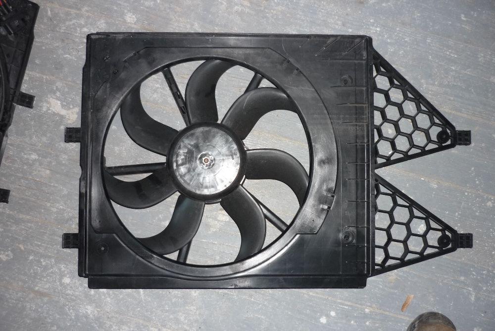 Вентилатори за Ауди Фолксваген перки охлаждане