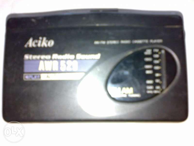 Локмън-Аciko с радио