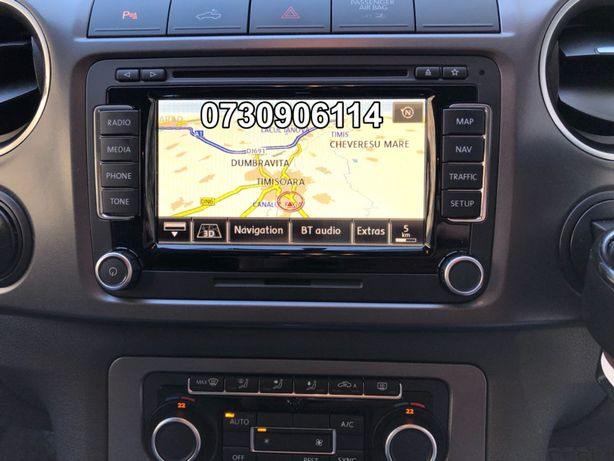 Volkswagen RNS 510//810.V16 Westeuropa Deutschland 2019 Navigation GPS Skoda.