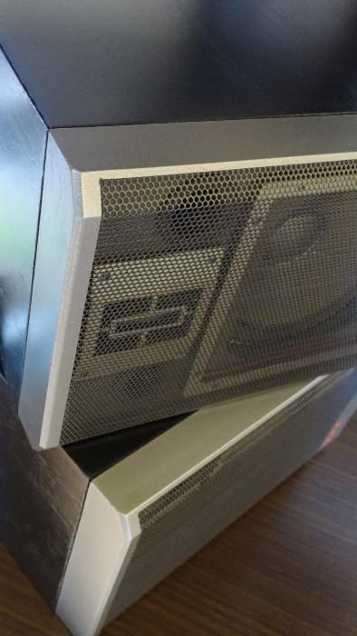 Boxe bass reflex lemn 35W 8 Ω incinte acustice