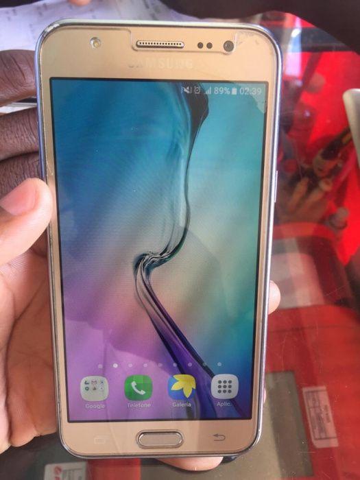 Samsung galaxy j5 cor gold 16 gnomos Alto-Maé - imagem 1
