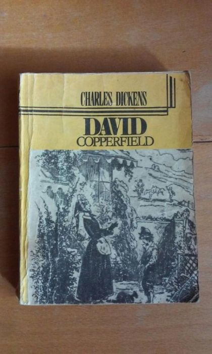 Romanul David Copperfield, de Charles Dickens