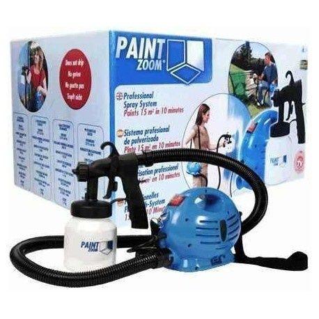 Paint Zoom пистолет за боядисване Пейнт зуум