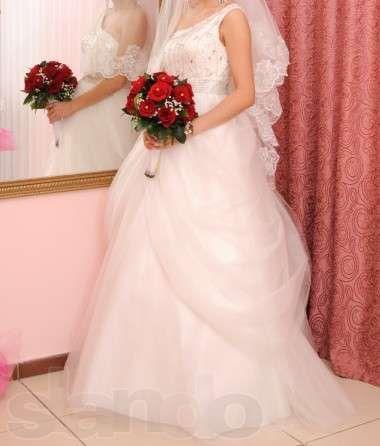 Свадебное платье 42-44р Продажа и прокат