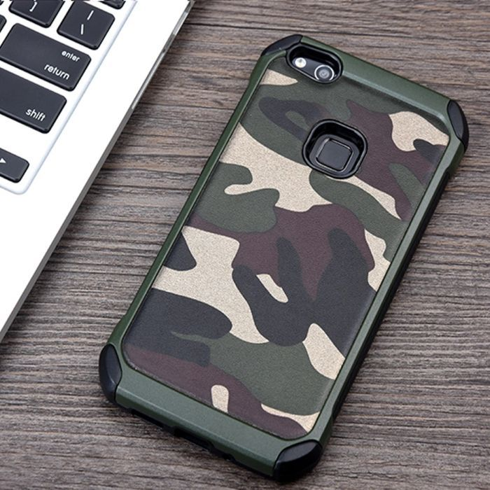 Камуфлажен кейс Huawei P10 Lite / P20 Lite P9 Mate 10 Honor 8 Lite P8
