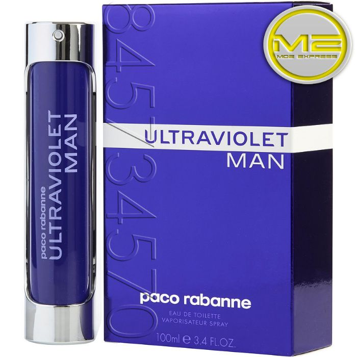 Paco Rabanne Ultraviolet 100 ml