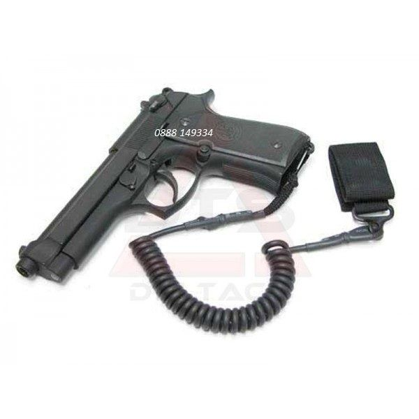 Предпазен Кабел за пистолет оръжие kabel za pistolet airsoft Полиция