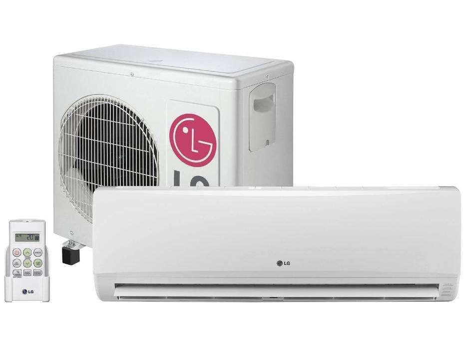 Ar condicionado . Fazemos montagem de todo tipo de Ar-condicionado...