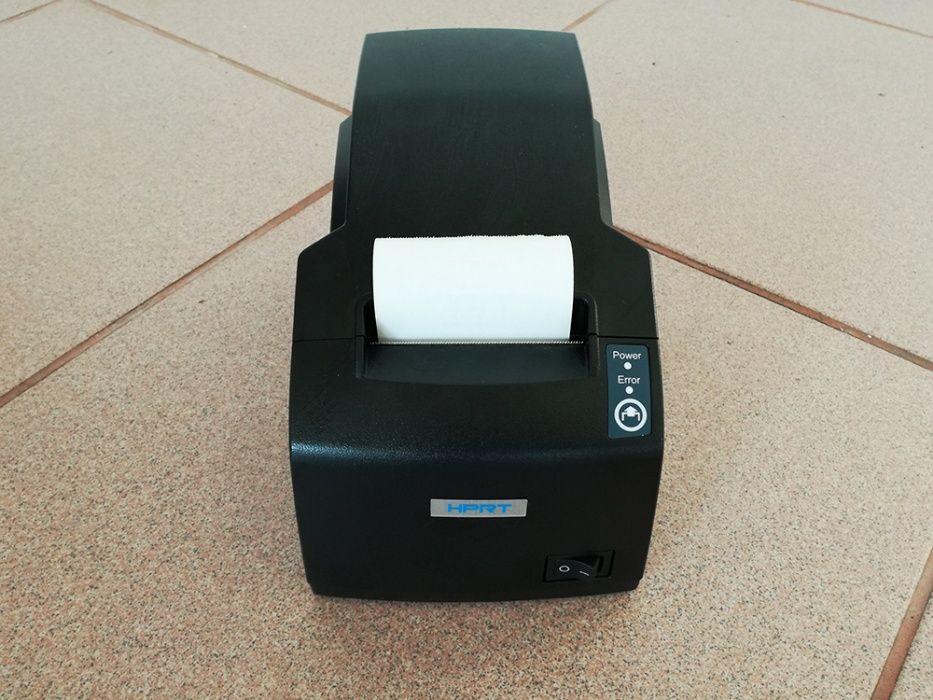 Imprimanta termica sectie USB+LAN (Ethernet), 58mm, noua, HPRT PPTII-A