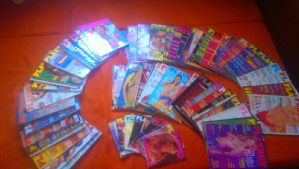 Playboy Romania - colectie 59 de reviste