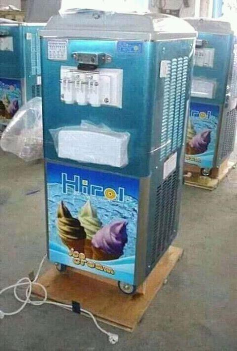Vende se Maquina de gelado skim Funda - imagem 1