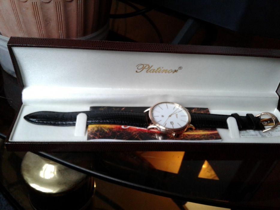 Золотые часы PLATINOR 585