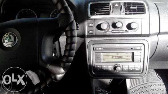 Оригинална Аудио система Skoda Dance, възпроизвеждане на Cd-da/cd-